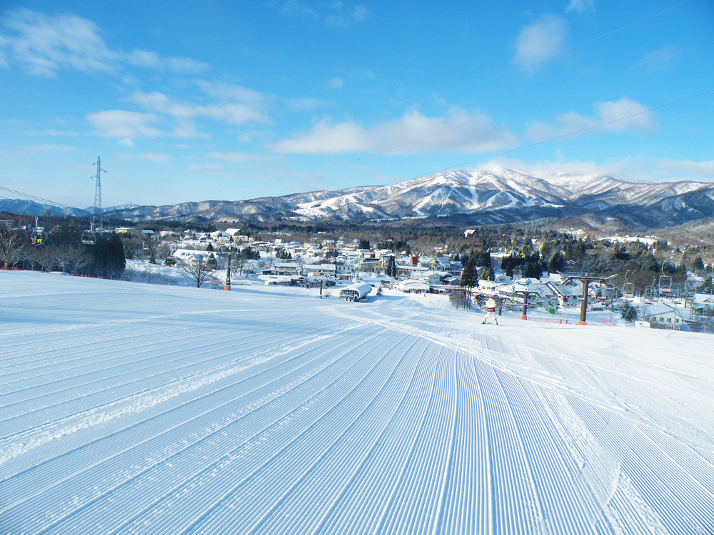 Hirugano Kogen Ski Resort (Strategic partner)