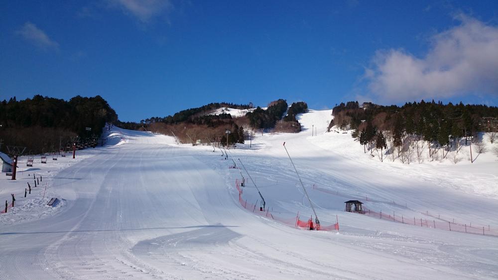 ちくさ高原スキー場(指定管理)