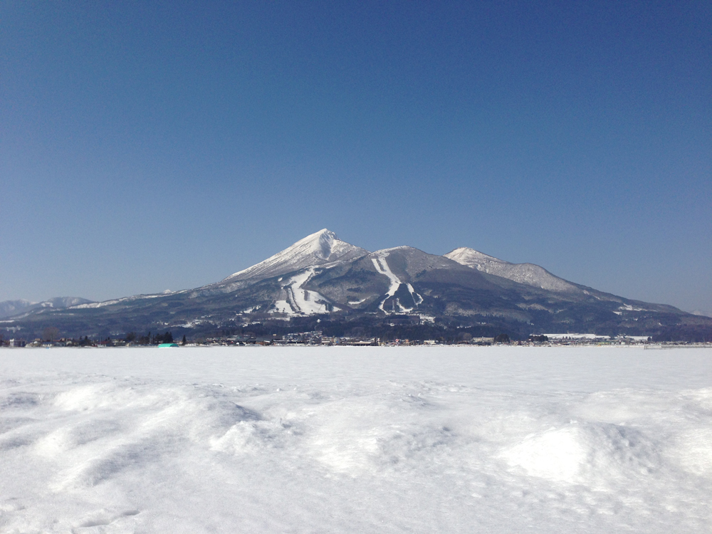 Inawashiro Ski Resort【Center×Minero】