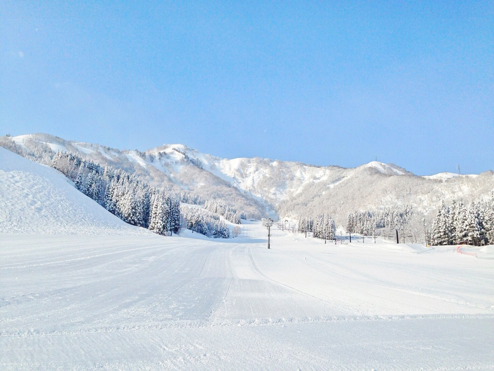 Kandatsu Snow Resort
