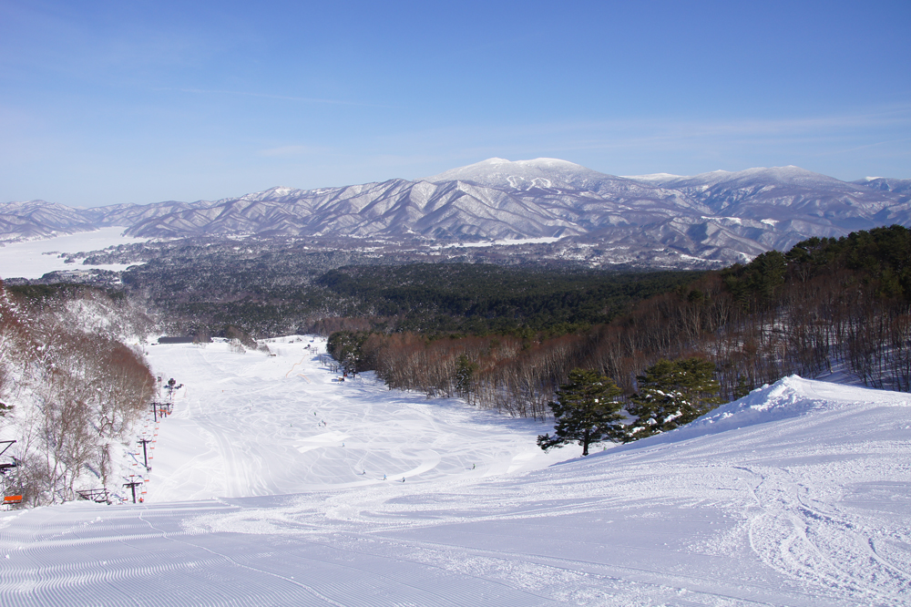 Urabandai Ski Resort