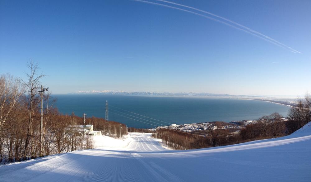 snow cruise ONZE