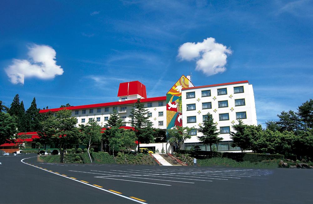 鷲ヶ岳高原ホテル(本館・新館)